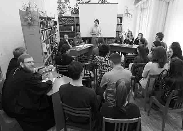 1-1 День православной книги в Миассе Челябинской области Православие Челябинская область