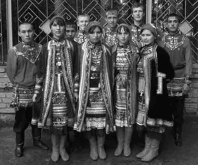 44567578 Национальный характер марийцев Марий Эл Народознание и этнография