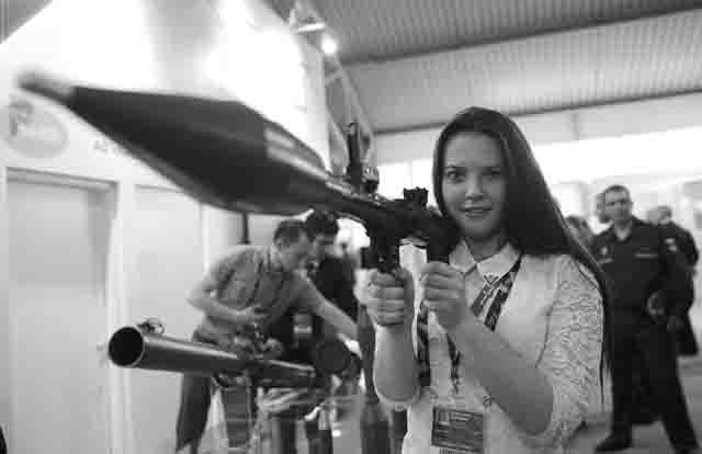 468658 Выставку Russian Arms Expo (RAE) перенесут из Свердловской области в Подмосковье Защита Отечества Свердловская область