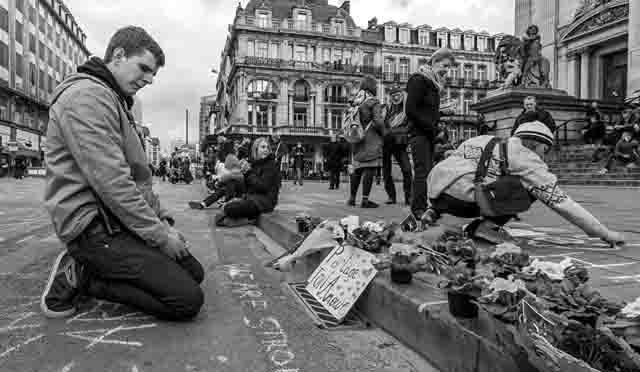 553532 Целью террористов Исламского государства в Брюсселе были граждане России, США и Израиля Люди, факты, мнения