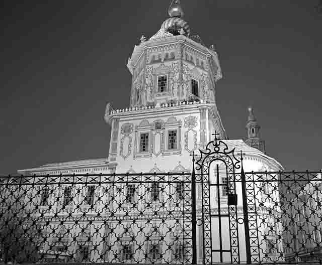 63667 Реставрация Петропавловского собора в Казани Православие Татарстан