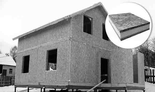 76657 Инструкция по соединению СИП-панелей в схемах и рисунках Свой дом