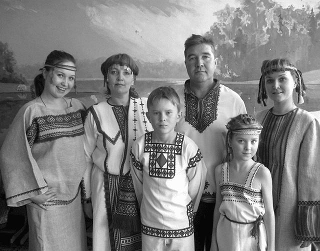 784736366 Национальный характер марийцев Марий Эл Народознание и этнография
