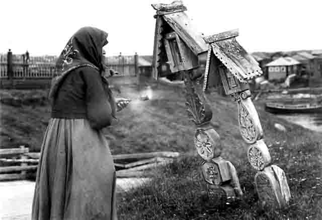 867565 Старообрядцы в Мордовии Мордовия Православие