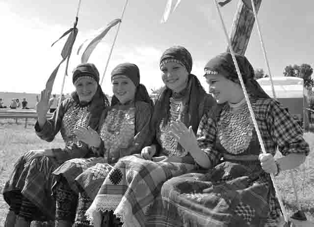 udmurty65 Удмурты в Башкирии Башкирия Народознание и этнография Удмуртия