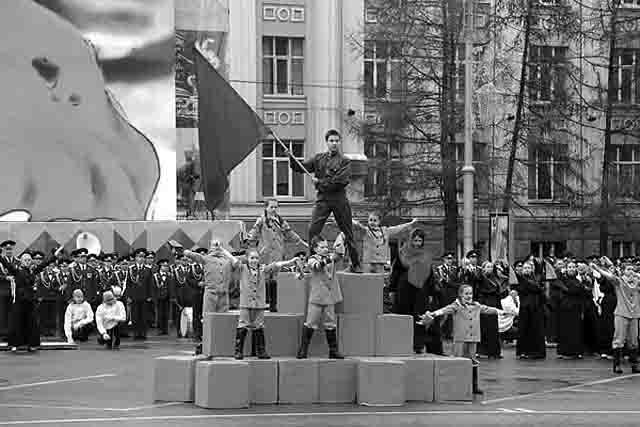 """34535235 """"Бессмертный полк"""" в Пермском крае Защита Отечества Пермский край"""