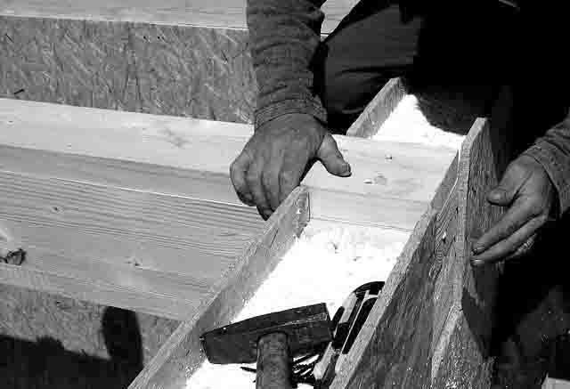 3525626 Как монтировать стены из СИП-панелей? Свой дом