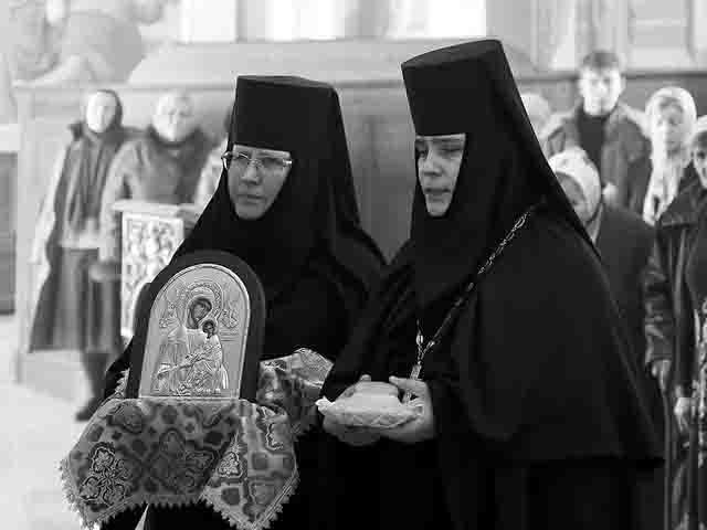 36363777 Нижегородский Крестовоздвиженский женский монастырь Нижегородская область Православие