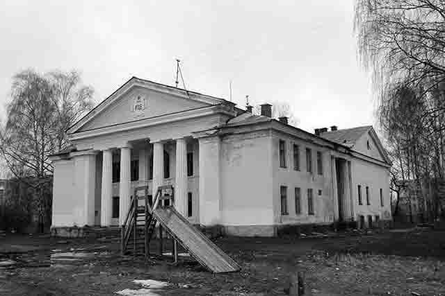 4265246236 В Балахне Нижегородской области снесли памятник культуры История и краеведение Нижегородская область