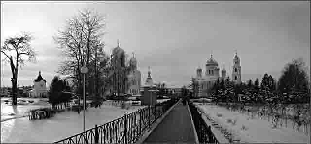 8759 Дивеево и Дивеевский монастырь Нижегородская область Православие