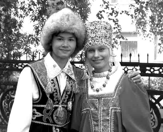 SH103806-2 Обращение к башкирскому народу и.о. председателя СБН Башкирия Народознание и этнография