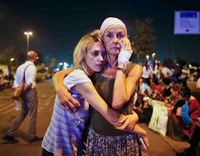 istanbul Теракты 2016 года, список и краткое описание Антитеррор