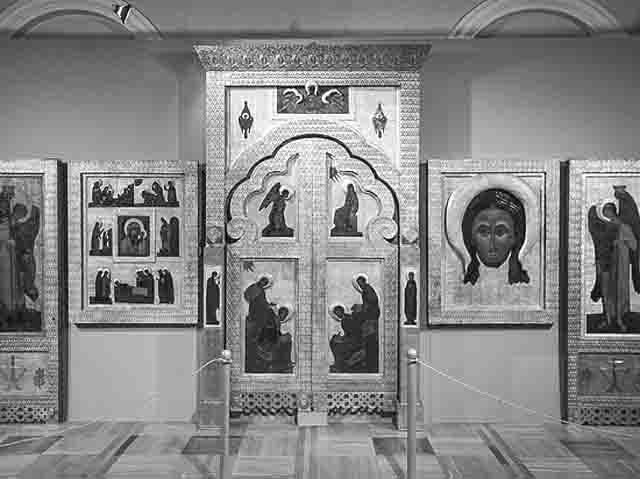 1-2 Иконостас Николая Рериха в Нижнем Новгороде Люди, факты, мнения Нижегородская область