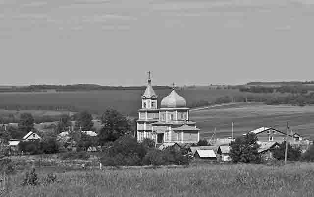 2 Село Малое Ишуткино в Самарской области Посреди РУ Самарская область