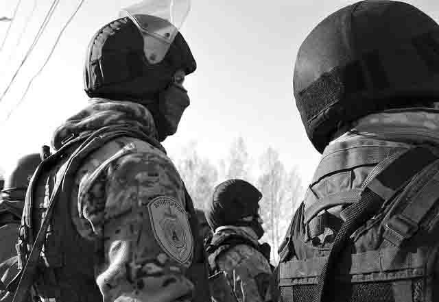 2435125 Борьба с терроризмом, взгляд изнутри (блог спецназовца из Ингушетии) Антитеррор