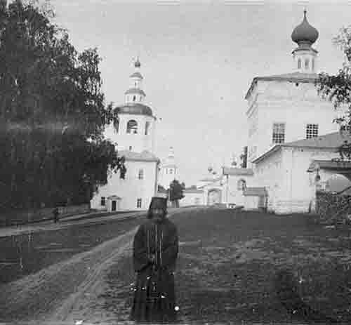 3323 Пермская епархия, краткая история Пермский край Православие