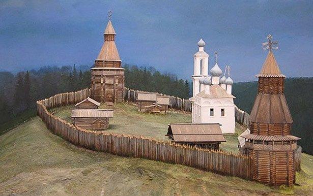 35235252525 Уфимский кремль- Уфа от А до Я История и краеведение Уфа от А до Я