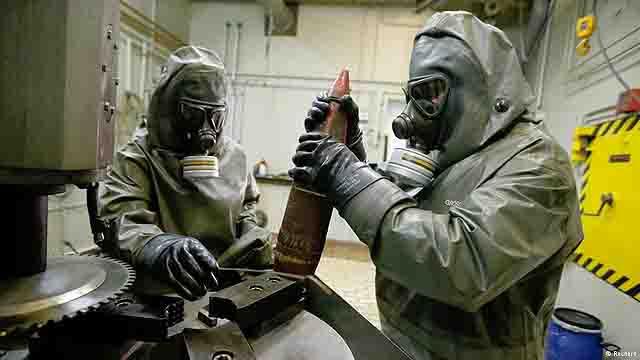 4-1 Химическое оружие уничтожено на спецпредприятиях Удмуртии полностью Защита Отечества Удмуртия