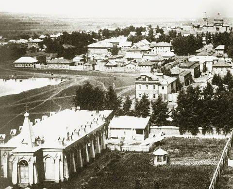 53555317 Малая Бекетовская и Вокзальная гора История и краеведение