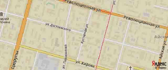 6555 Кустарная (Степная) улица- Уфа от А до Я Уфа от А до Я