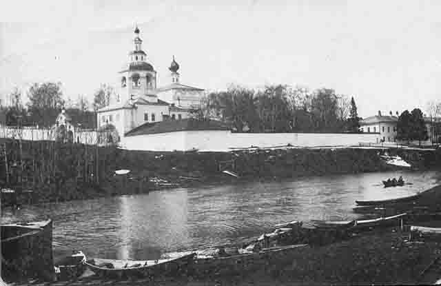 66853 Пермская епархия, краткая история Пермский край Православие