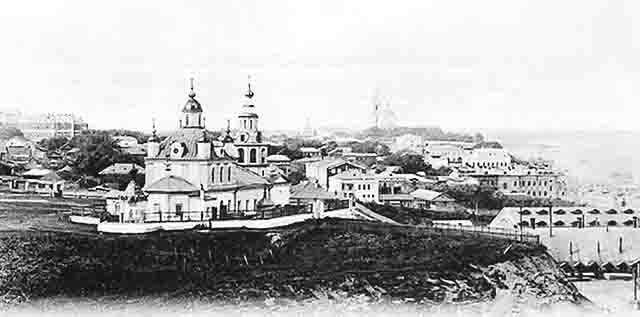 75434 Пермская епархия, краткая история Пермский край Православие