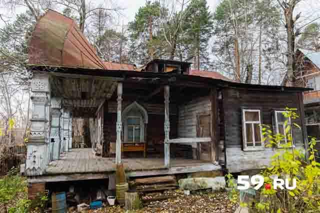 8675 Нижняя Курья, район Перми Пермский край Посреди РУ Свой дом