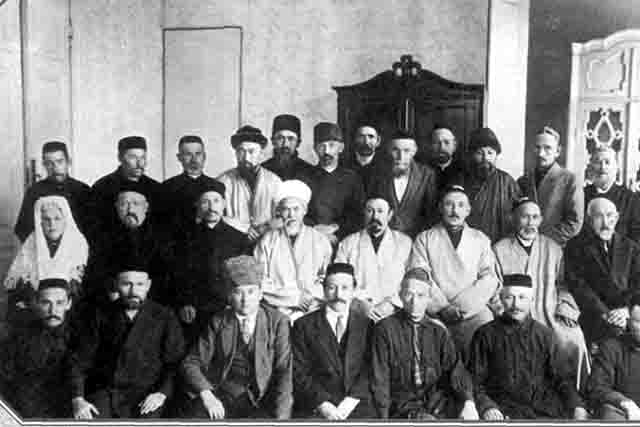 876565 Мусульманский съезд1926 года Башкирия Ислам История и краеведение