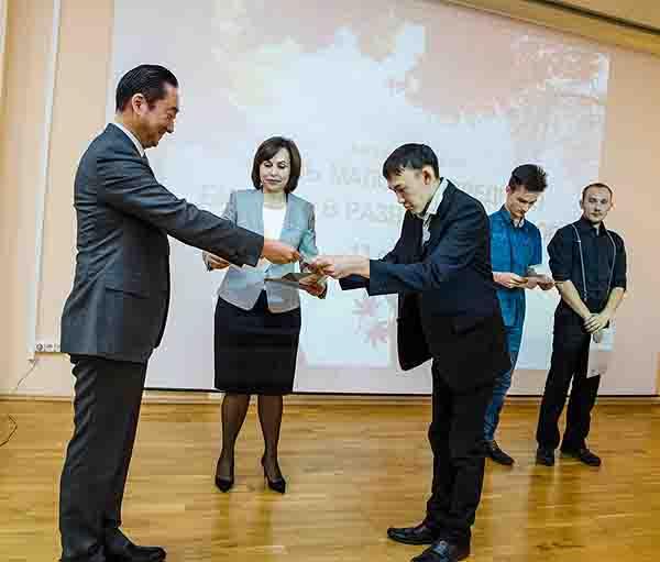 DSC_9437 Японский эксперт оценил стратегию развития Оренбургской областидо 2020 года Анализ - прогноз Оренбургская область