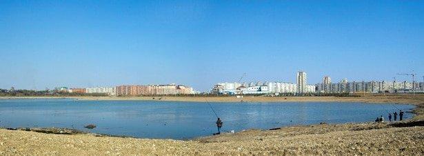 FIL14462_22 Кашкадан, или Сипайловское озеро- Уфа от А до Я История и краеведение Уфа от А до Я