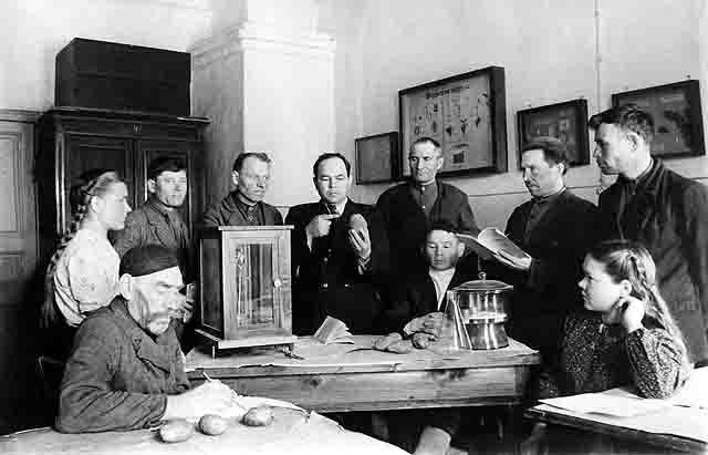 03-17-2 Наука и образование в Башкирии годы Великой Отечественной войны Башкирия