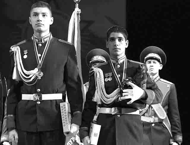 1 Пермский кадетский корпус Защита Отечества Пермский край