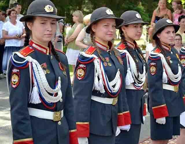 11 Пермский кадетский корпус Защита Отечества Пермский край