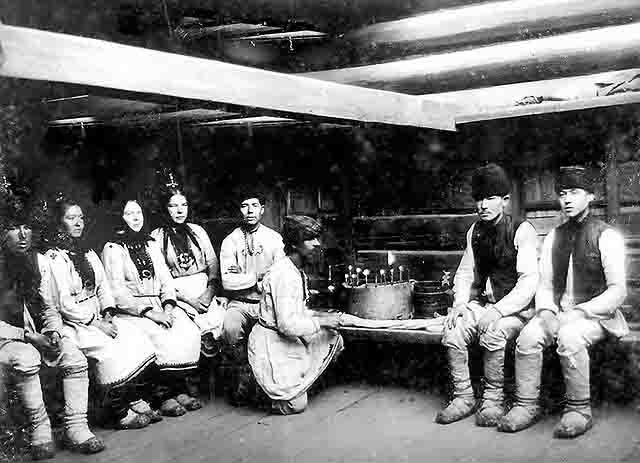 111 Похороны и поминки у марийцев Марий Эл Народознание и этнография