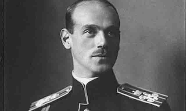 123 Великий князь Михаил Романов, убитый в Перми, опять напомнил о себе История и краеведение Пермский край