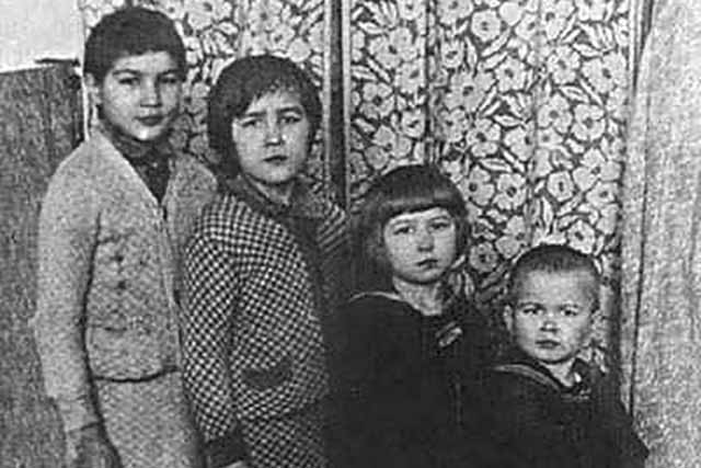 2 Детские годы танцовщика Нуреева Блог писателя Сергея Синенко Фигуры и лица