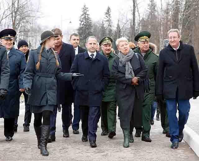 443 Пермский кадетский корпус Защита Отечества Пермский край