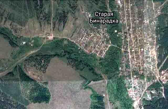 5464 Конный клуб в селе Старая Бинарадка Самарской области Посреди РУ Самарская область