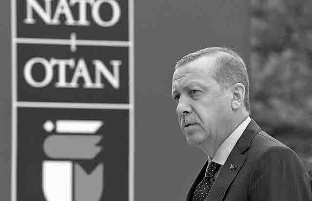 67 Может ли Турция выйти из НАТО? Анализ - прогноз Блог писателя Сергея Синенко