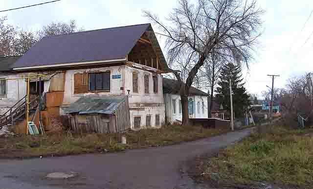 SH105799-2 Город Давлеканово Башкирия Посреди РУ