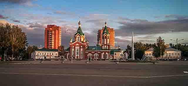 glazov Удмуртия - Удмуртская Республика Посреди РУ Удмуртия
