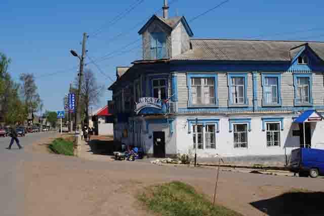 1-6 Село Вавож (Николаевское) в Удмуртии Посреди РУ Удмуртия