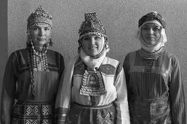 2-2 Чуваши в Башкирии Башкирия Народознание и этнография Чувашия