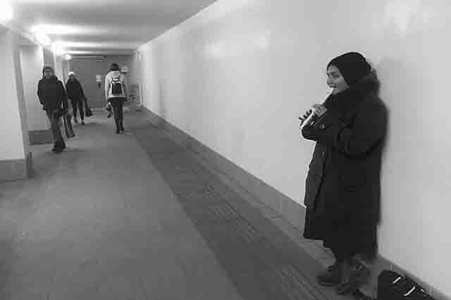 2 Музыканты в подземных переходах Самары Люди, факты, мнения Самарская область
