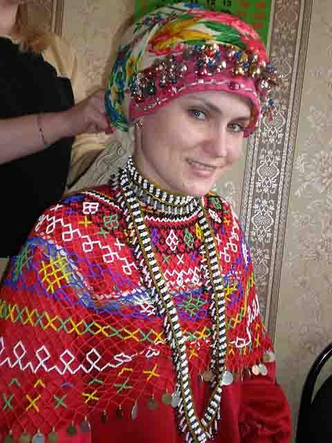 444-2 Национальный характер мордвы Мордовия
