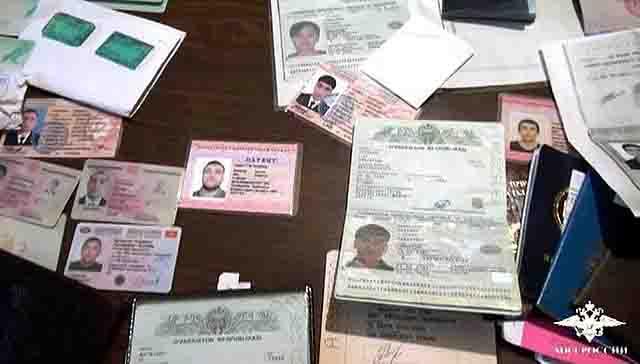 555-2 ФСБ: подпольная типография печатала фальшивые паспорта Антитеррор Люди, факты, мнения
