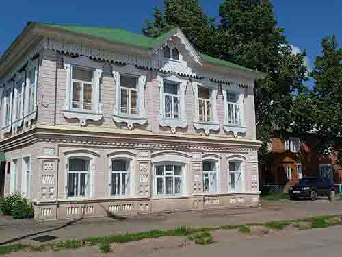 87 Село Вавож (Николаевское) в Удмуртии Посреди РУ Удмуртия