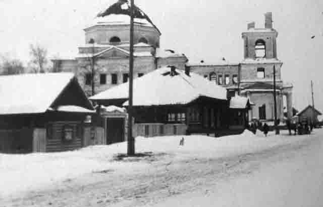 8765 Село Вавож (Николаевское) в Удмуртии Посреди РУ Удмуртия