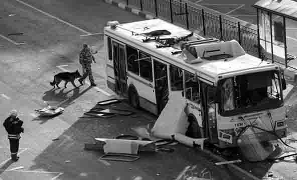 8786 Террористы планировали в Уфевзорвать автобус Антитеррор Башкирия
