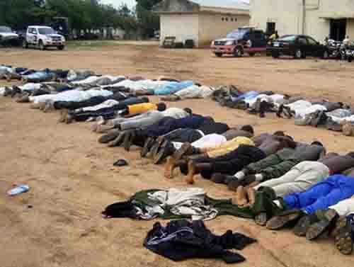 Boko_Haram Теракты 2015 года, список и краткое описание Антитеррор
